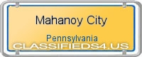 Mahanoy City board
